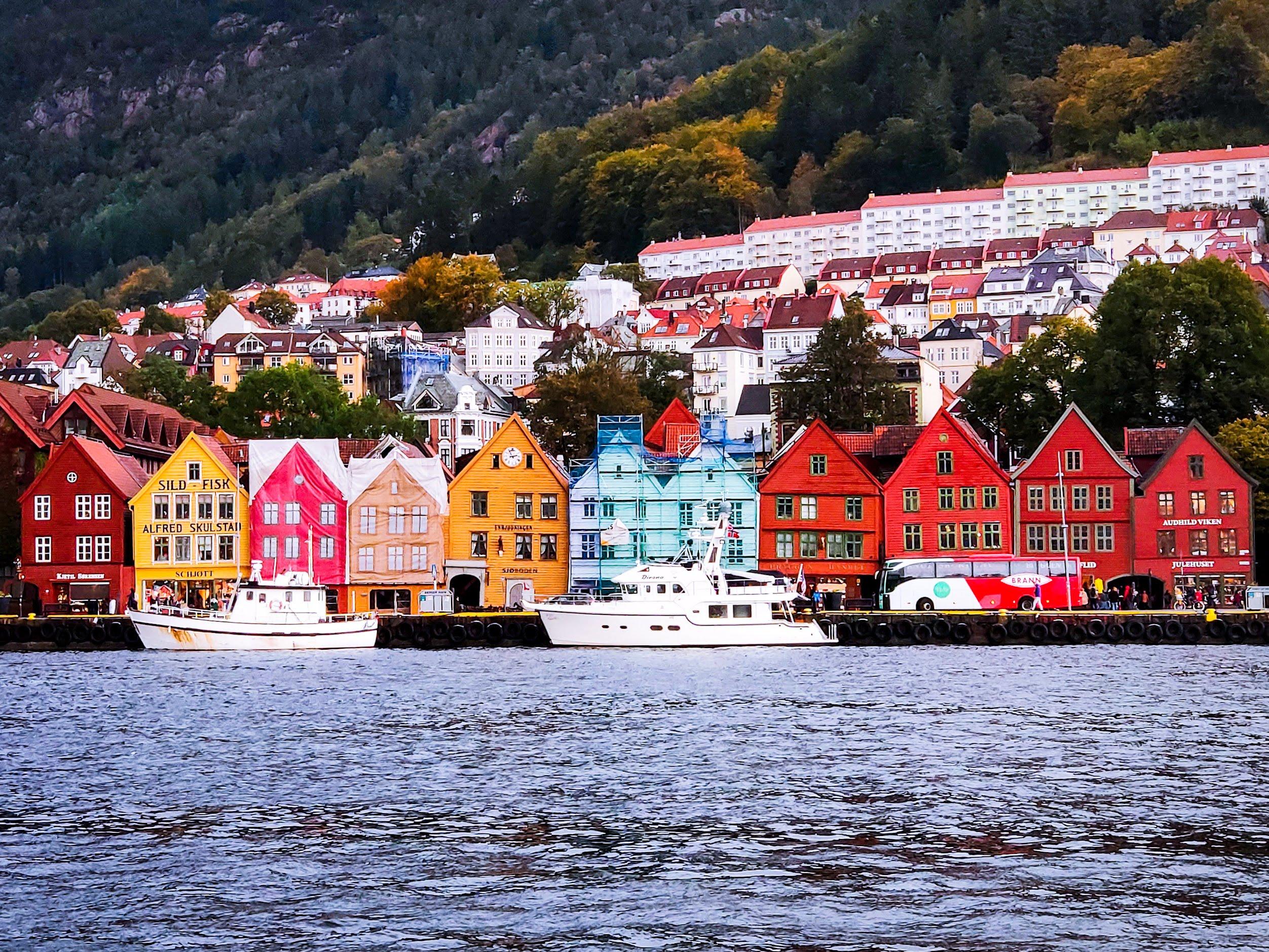 Norway: Nordics at first blush