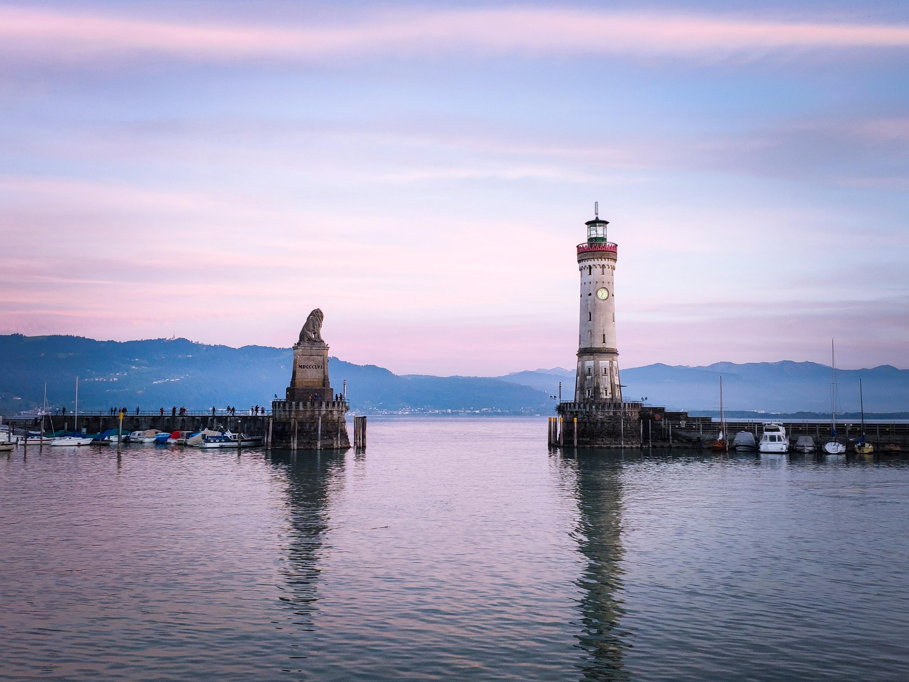 Basel, Bodensee & Munich: Route to memory
